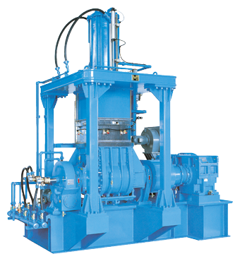 Rubber Dispersion Kneader The Other Internal Mixer
