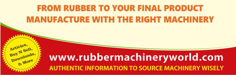 Rubber Machinery World Header