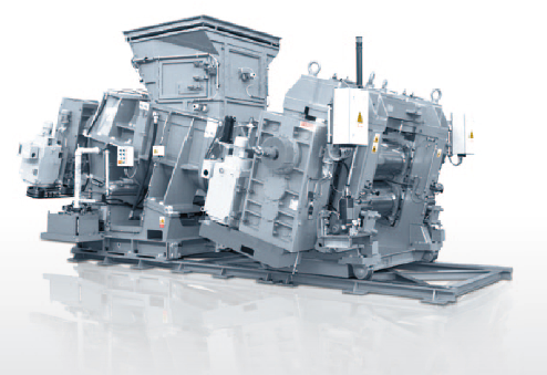 HF Twin Screw Extruder