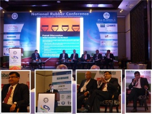 National Rubber Conference 2014 at Mumbai