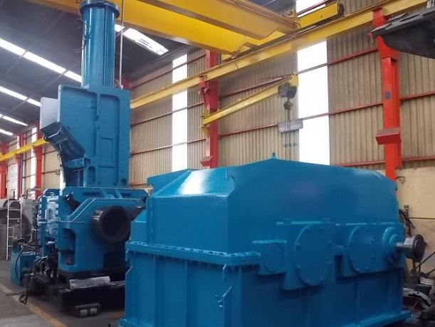 Rebuild Farrel F270 Mixer From Pelmar Engineering Ltd