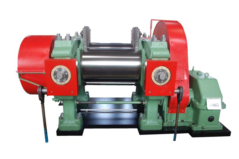 Refiner Rubber Mill