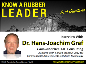 Know a rubber leader - Dr.Graf