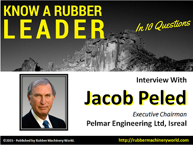 Know A Rubber Leader - Jacob Peled