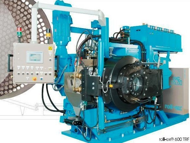 Image of UTH Strainer Extruder