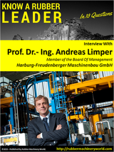 Know A Rubber Leader - Dr. Andreas Limper