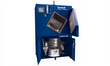 Cryogenic Deflashing Machine - Barwell