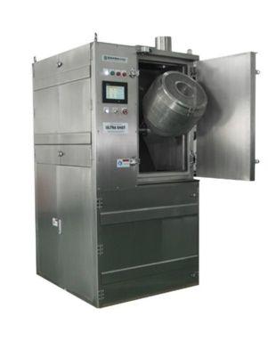 Cryogenic Deflashing Machine
