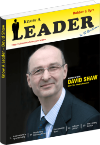 Interview With David Shaw