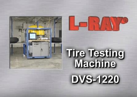 L-Ray Tire Testing