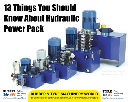 13 Things You Should Know About Hydraulic Power Pack