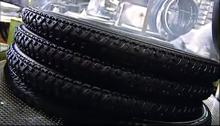 Bicycle Tyre and Tube Video